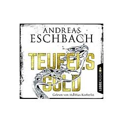 Teufelsgold  8 Audio-CD - Hörbuch