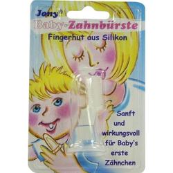 Babyzahnbürste Fingerhut