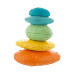 Chicco Stapelspielzeug Eco+ Balance-Steine zum Stapeln