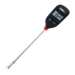 Weber Taschenthermometer, digital Schwarz