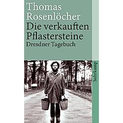 Die verkauften Pflastersteine. Thomas Rosenlöcher  - Buch