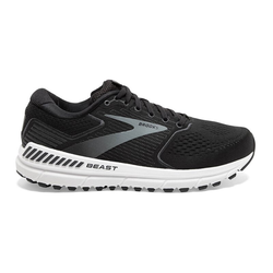 Brooks Beast 20 men Farbe: Black/Ebony/Grey EUR 42,5 - US 9 051 BLACK/EBONY/GREY