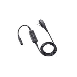 Icom VS-4LA Adapertkabel mit PTT-Taste