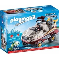 Playmobil City Action Amphibienfahrzeug 9364