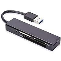 ednet USB 3.0 Kartenleser