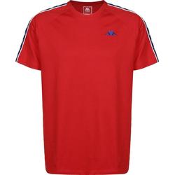 Kappa T-Shirt Ernesto rot XS