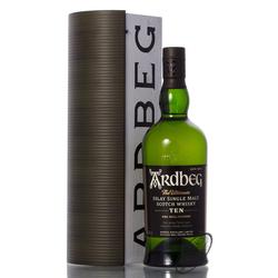 Ardbeg Ten 10 YO Warehouse Edition Islay Whisky 46% vol. 0,70l