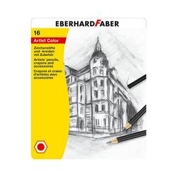 Eberhard Faber Malstift Zeichenset, 16-tlg.