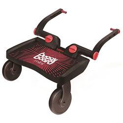 BuggyBoard Mini mit Universal Kupplung, rot