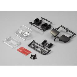 Killerbody KB48353 Einbauscheinwerfer für Motorhaube Ein- und Ausfahrbar