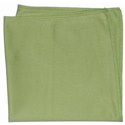 Fenstertuch Microfasertuch für Fenster, gerippt grün