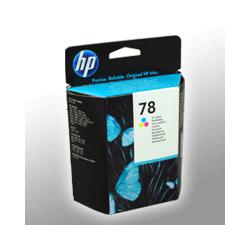 HP Tinte C6578D  78D  3-farbig