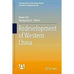 Redevelopment of Western China - Buch