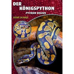 Königspython als Buch von René Bonke