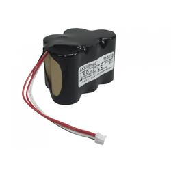 NiMH Akku passend für Fresenius Infusionspumpe MCM440 PT/ MCM440 OT/ MCM550 ST/ Optima VS/ Optima PT/ Optima ST/ Optima MS 6 Volt 3,0 Ah CE Konform