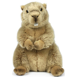 WWF Kuscheltier Plüschtier Murmeltier 23 cm