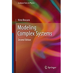 Modeling Complex Systems. Nino Boccara  - Buch