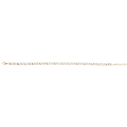 Gold Armband 14kt 585 er Gold 41.EG218