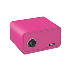 Olympia Tresor GOsafe 200, mit Zahlencodeschloss rosa
