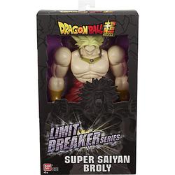Dragon Ball Super Große Figur Saiyan Broly grün/blau