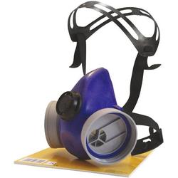 Upixx L+D New Eurmask 26201 Atemschutz Halbmaske ohne Filter