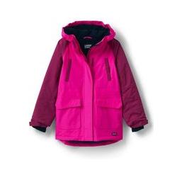 Wasserdichter Parka SQUALL - 140/152 - Pink
