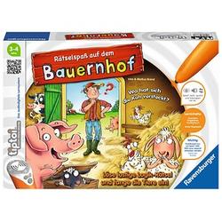Ravensburger Rätselspaß auf dem Bauernhof Lernspielzeug