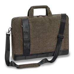 PEDEA Laptoptasche 17,3 Zoll (43,9 cm) FANCY Zoll (43,9 cm) Umhängetasche mit Schultergurt