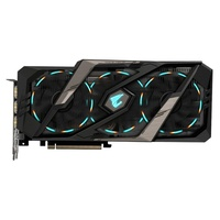 Gigabyte AORUS GeForce RTX 2080 Ti Xtreme 11GB GDDR6 1545MHz (GV-N208TAORUS X-11GC)