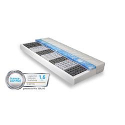Matratzen Concord Taschenfederkernmatratze BeCo Active Flex 90x200 cm H3 - fest bis 100 kg 22 cm hoch