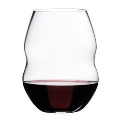 RIEDEL Glas Gläser-Set Swirl Rotwein 2er Set