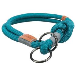 TRIXIE Hunde-Halsband BE NORDIC ZugStopp, Tau 1 cm x 55 cm