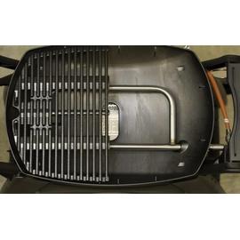 WEBER Q 2200 mit Rollwagen schwarz