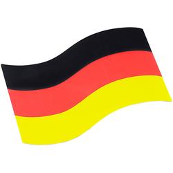 """Auto-Magnet-Fahne """"Deutschland"""""""