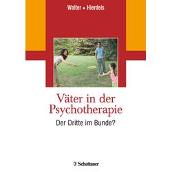 Väter in der Psychotherapie: Buch von