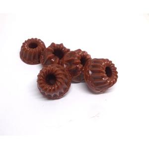 Duftmelt Chocolate Brownies   5er Set - Duftwachs   Duftkerzen