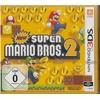 Super Mario Bros. 2 - Nintendo 3ds - Neu + Ovp - Deutsche Usk 0 Version