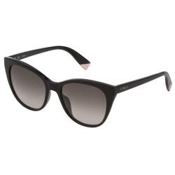 Furla Sonnenbrille SFU335 schwarz
