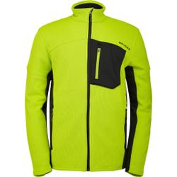 Spyder - Bandit Full Zip Bright Green - Fleece - Größe: XL