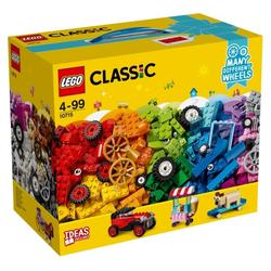 LEGO® Puzzle LEGO® Classic 10715 Kreativ-Bauset Fahrzeuge, Puzzleteile