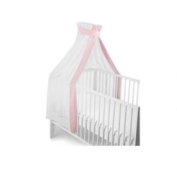 Bett-Himmel rosa