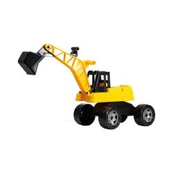 Lena® Spielzeug-Aufsitzbagger Starke Riesen - Sitzbagger, 69 cm