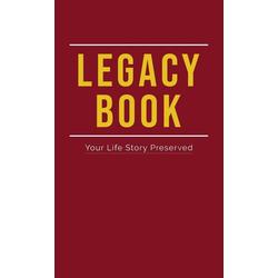 Legacy Book als Buch von Book Your Legacy