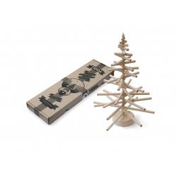 Tidda Esche Holz Weihnachtsbaum - Keinen Baum fällen - nachhaltig denken!