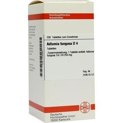 ADLUMIA fungosa D 4 Tabletten 200 St