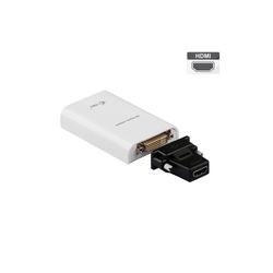 I-TEC DVI HDMI VGA FullHD, Externe Monitor Grafikkarte Adapter DVI, USB Typ A, 100 cm, USB 2.0 Display Video Adapter