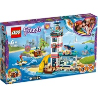Lego Friends Leuchtturm mit Flutlicht 41380
