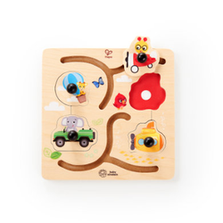 Baby Einstein by Hape Abenteuerpuzzle