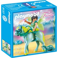 Playmobil Fairies Wasserfee mit Pferd Aquarius (9137)