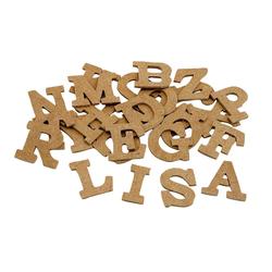 VBS Deko-Buchstaben Buchstaben-Alphabet, 26 Stück